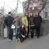 В Москве с ребятами из Шлод