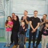 Соревнования по волейболу, посвященные Дню Защитника Отечества!